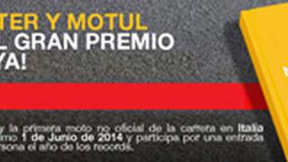 Driver Center y Motul sortean entradas para el Mundial Moto GP