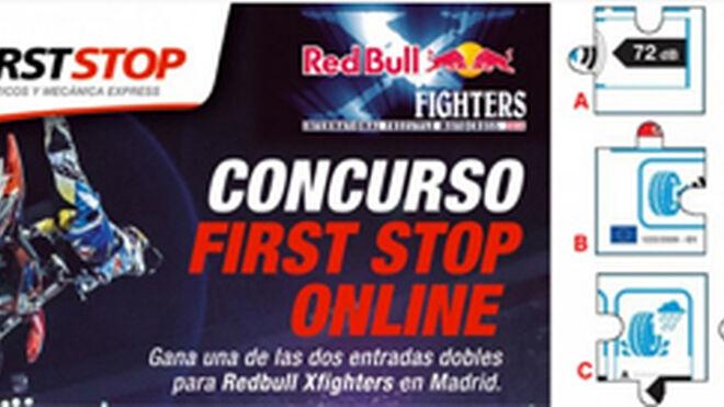 First Stop sortea en Facebook entradas para Red Bull X-Fighters