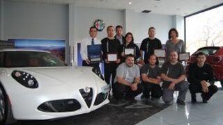 Motor Village Valencia, mejor concesionario posventa de Fiat