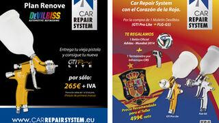 Car Repair System, nuevas promociones para talleres