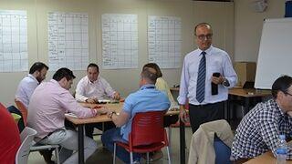 MaxMeyer muestra a los talleres el camino de la eficiencia