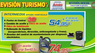 Aurgi, nueva campaña de revisiones desde 55 euros