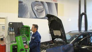 Bosch forma a técnicos en resolución rápida de problemas