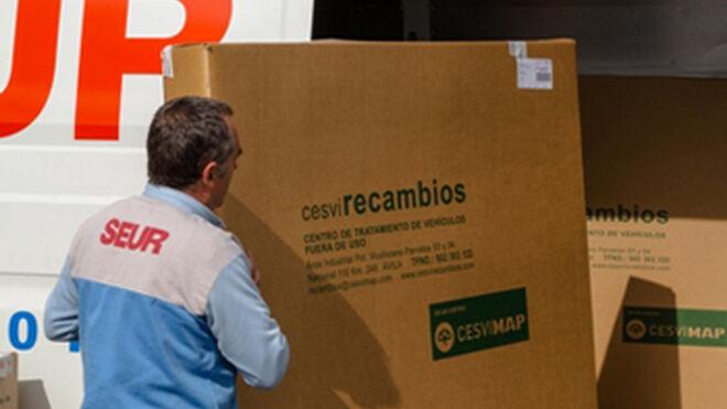 Cesvi Recambios ya permite el seguimiento online de sus pedidos