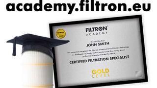 Filtron Academy, cursos de filtración para profesionales de talleres