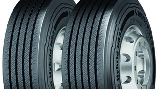 Conti Hybrid HS3, nuevo neumático polivalente para camiones