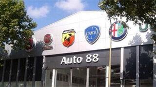 Fiat inaugura concesionario en Barcelona