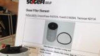 La tecnología de los filtros, explicada por Sogefi