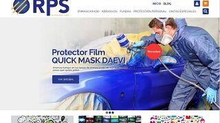 RPS Online, nueva tienda virtual para talleres de chapa y pintura