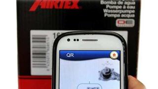 Airtex crea una nueva etiqueta interactiva con códigos QR