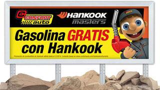 Confortauto y Hankook, hasta 60 euros en combustible de regalo