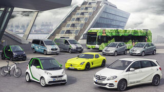 Mercedes-Benz España agrupa sus filiales comerciales