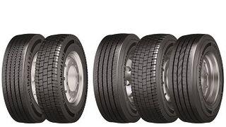 Continental lanza Conti Hybrid, neumáticos para una mayor vida útil