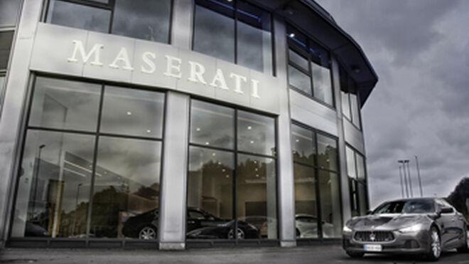Ibarra Cars, nuevo concesionario Maserati en Bilbao