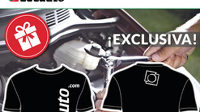 Camisetas por revisiones, nueva campaña de los talleres Cecauto