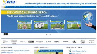 Grupo Serca estrena página web