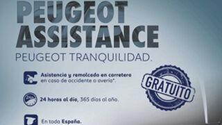 Citroën y Peugeot asisten gratis a coches de menos de 8 años