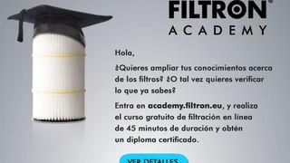 Gratis: curso online de filtracion