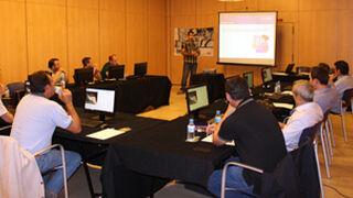 Herpu Carrocerías presenta a talleres el Sikkens Mixit Pro
