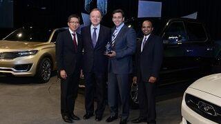 Grupo Antolín, entre los mejores proveedores de Ford y PSA