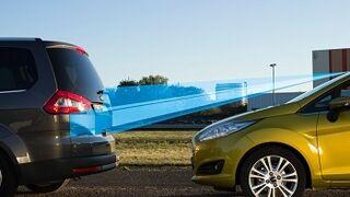 Ford prueba en París su sistema de frenado automático