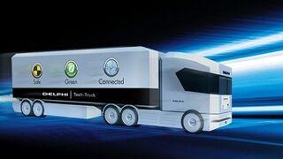 Delphi presenta el nuevo 'Tech Truck' en la feria de VI de Hannover