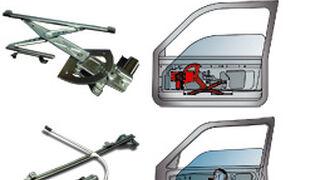 Grovisa amplía su gama con elevalunas eléctricos Liftek