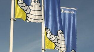 Michelin aumenta su beneficio pese a la caída de ventas