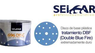 Seicar, nueva gama de abrasivos Blue Fast Cut