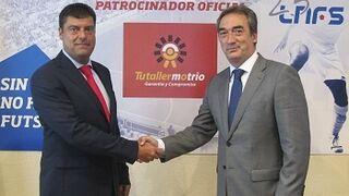 Talleres Motrio patrocinará la Liga Nacional de Fútbol Sala