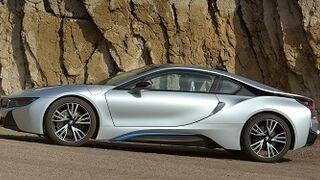 Bridgestone será proveedor exclusivo para el BMW i8