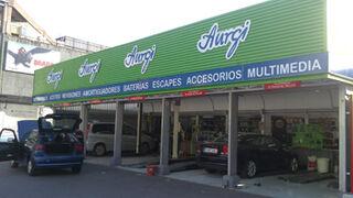 Aurgi abre en Madrid su autocentro número 54