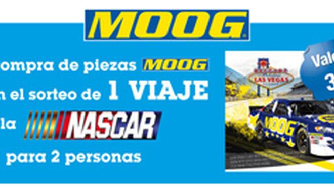 Norauto sortea un viaje a Las Vegas por montar piezas Moog
