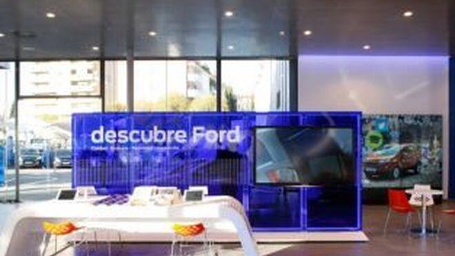 Ford transformará 40 concesionarios en Ford Stores