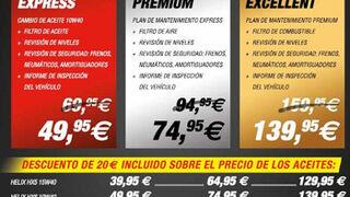 First Stop rebaja 20 euros sus planes de mantenimiento
