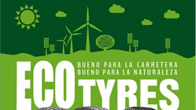 Ecological Drive descuenta 20 € por comprar cuatro cubiertas