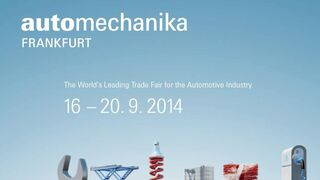 Sigue en directo Automechanika Frankfurt 2014