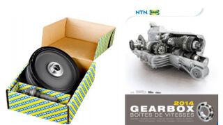 NTN-SNR, nuevas referencias y kits en Automechanika