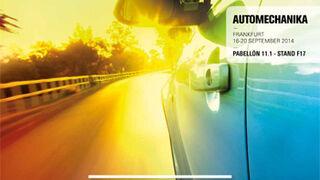 Cromauto, paso internacional con su presencia en Automechanika