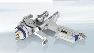 SATAjet 5000 B, nueva y versátil pistola de pintura de alto rendimiento