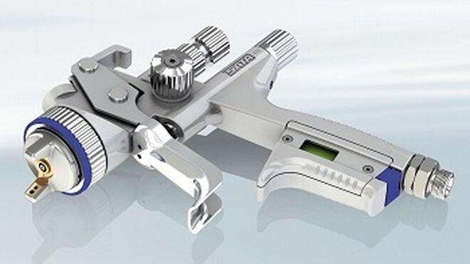 SATAjet 5000 B, nueva pistola de alto rendimiento en Automechanika
