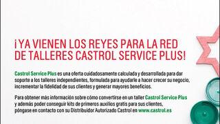 Castrol Service Plus, más ventajas para tu taller