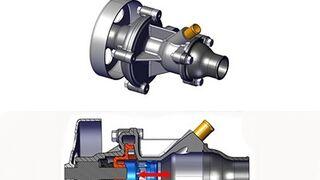 Saleri lanza su nueva bomba de agua variable en Automechanika