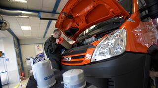 Iveco descuenta hasta el 43% en revisiones con su Service Pack