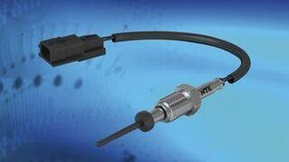 NGK, nuevos sensores de temperatura de gas de escape