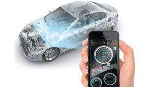 El taller del futuro estará conectado, según Bosch