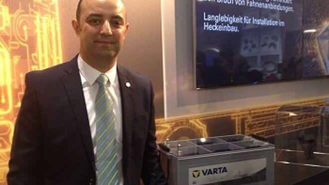 Varta, nueva batería con un dispositivo de circulación de ácido