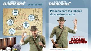 Gates, Philips y Sogefi, en el programa 'Diamonds' de fidelización