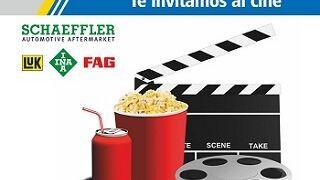 Serca y Schaeffler te invitan al cine