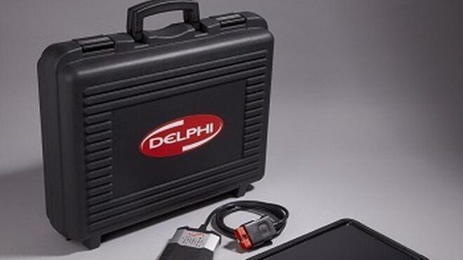 Delphi lanza dos tabletas reforzadas para diagnóstico de OE